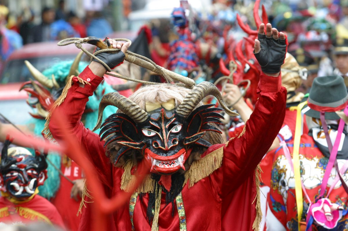 Festival Kebudayaan Masyarakat Amerika Selatan