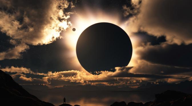 Gerhana Matahari Total Menggemparkan Masyarakat Amerika Selatan