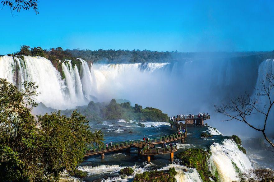 Objek Wisata Argentina Yang Selalu Ramai Pengunjung