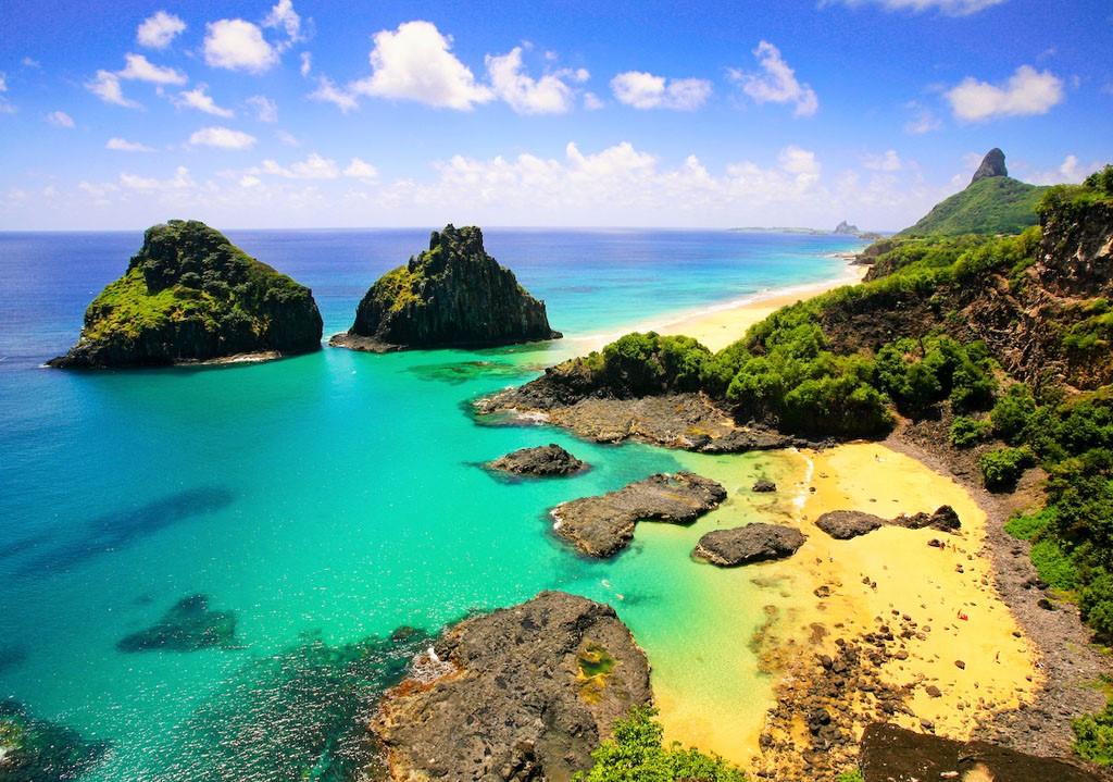 Pantai Terbaik Di Amerika Selatan