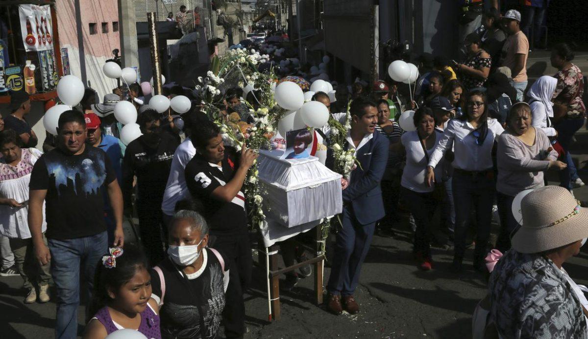 Kasus Pembunuhan Anak Tujuh Tahun Di Meksiko